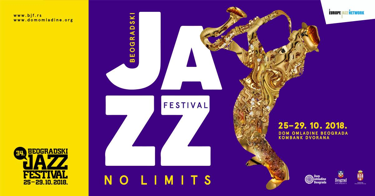 No Jazz Fest >> 34th Belgrade Jazz Festival No Limits Europe Jazz Network